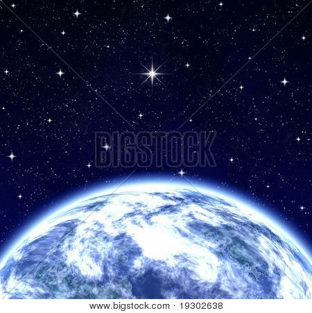 everyone in the world is wishing on this star