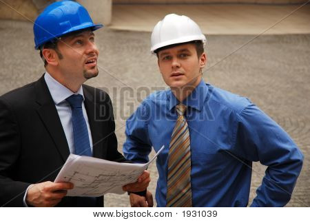 Two Architects