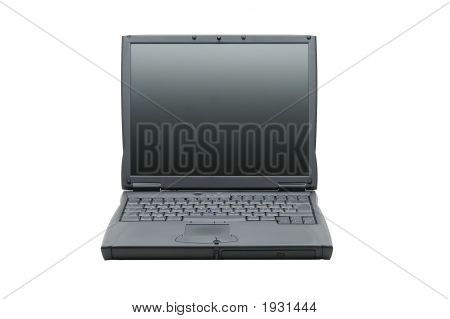 Laptop Pc Isolated