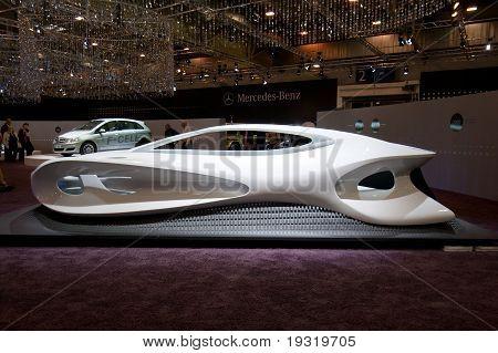 Mercedes-benz Sculpture