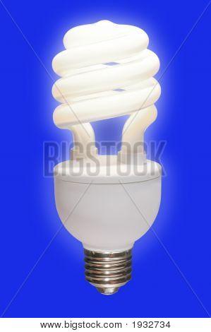 Kompakte Leuchtstofflampen Lampe