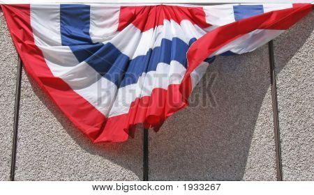 Empavesado patriótico