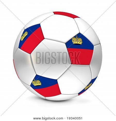 Soccer Ball/football Liechtenstein