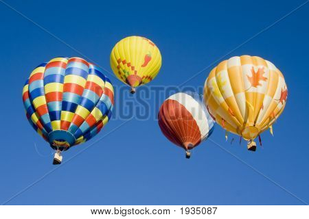 Hot Air Balloon 0734