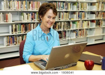 School Library - Teacher