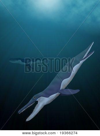 Pliosaurs
