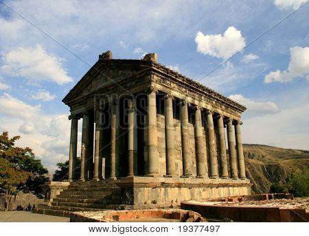 Garni temple,1-st century,armenia