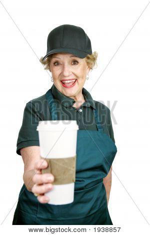 Senior Worker - Enthusiasm