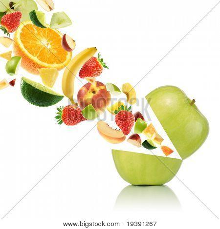 Multivitamin fruit