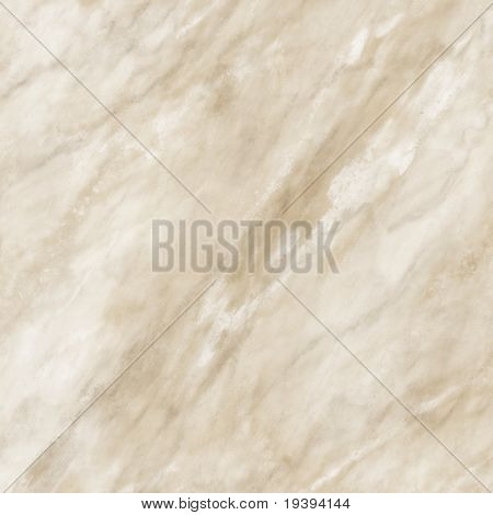 Bright smooth beige marble texture background
