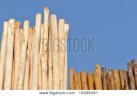 sequential pole timber.