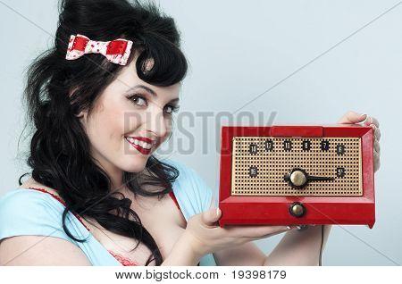 Radio Pinup Girl