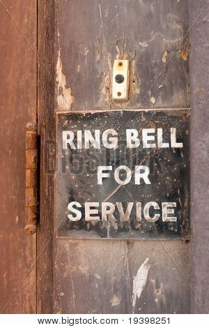 Alley Doorbell