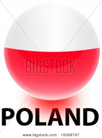 Orb Poland Flag