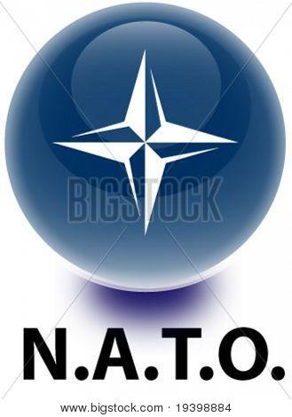 Orb NATO Flag