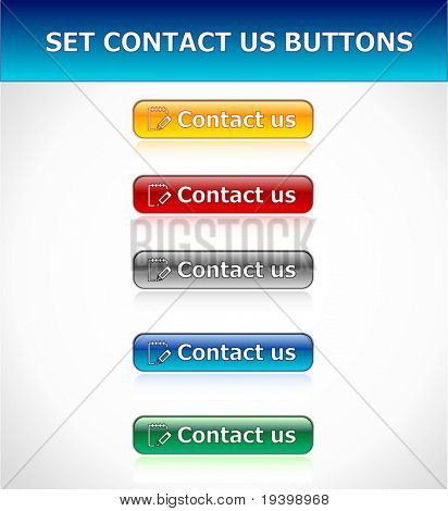 """Set """"Contact Us"""" Buttons"""