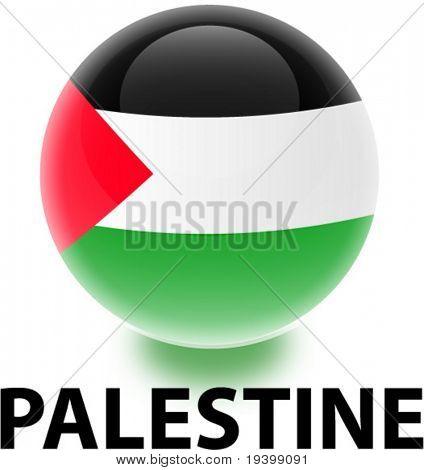 Orb Palestine Flag