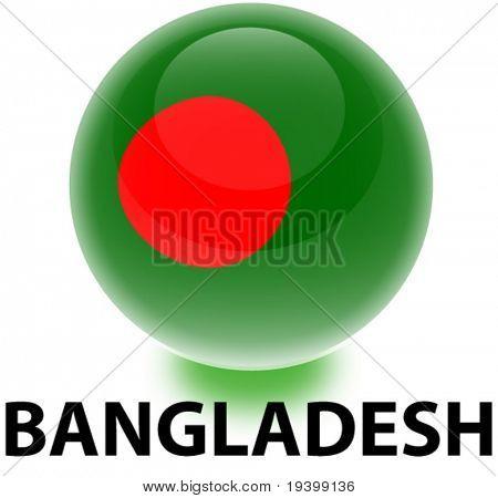 Orb Bangladesh Flag