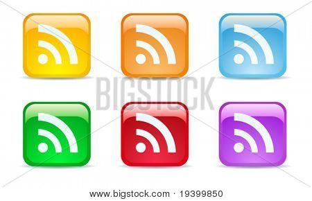 Multi Color RSS