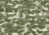 stock photo of camoflage  - excellent background illustration of disruptive  camouflage material - JPG