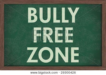 Bully zona libre en las escuelas