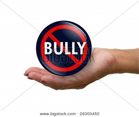No Bully Button