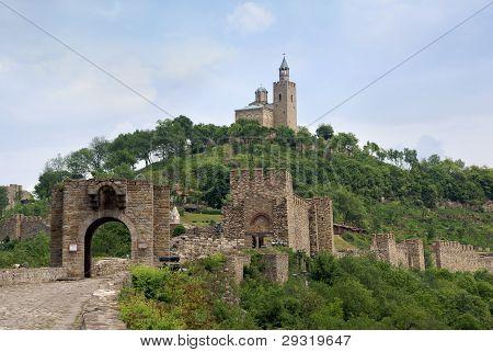 Stronghold Tzarevetz, Bulgaria