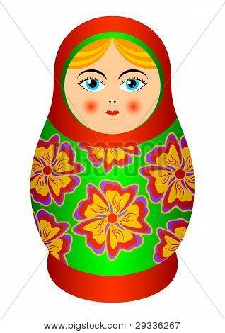 Russian Souvenir.
