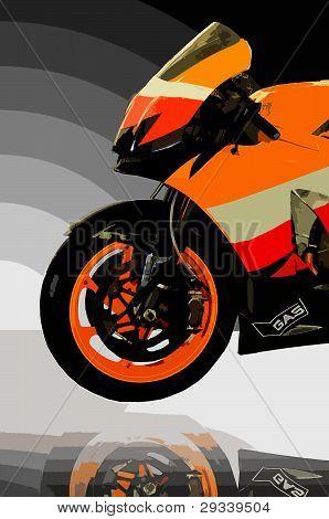 Superbike Vector.eps