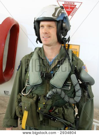 Navy Fighter Pilot
