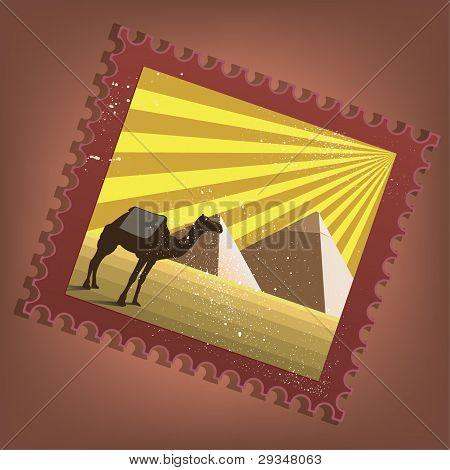 Postmark of Egypt