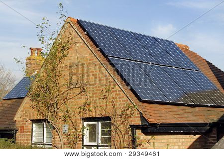 Domestic solar power