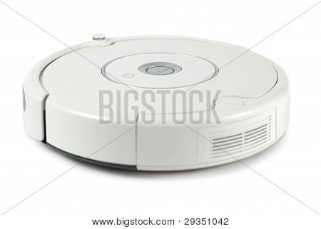Robotic Wireless Vacuum Cleaner
