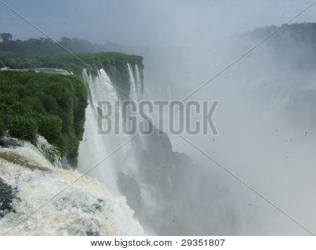 Iguacu Falls National Park Cataratas del Iguazu