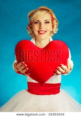 women Heart Valentine's Day Retro.jpg