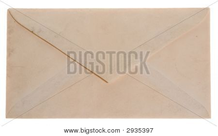 Worn Old Envelope