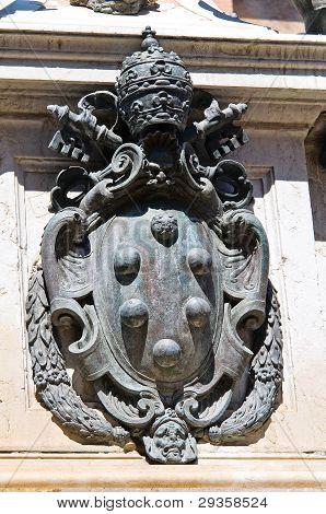 Brunnen des Planeten Neptun. Bologna. Emilia-Romagna. Italien.