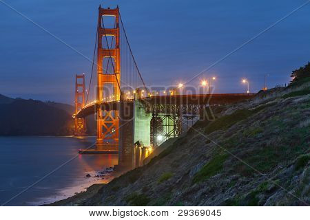 Puente Golden Gate.