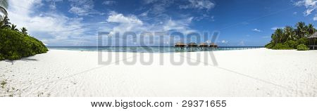 Hotel de luxo na Ilha Tropical
