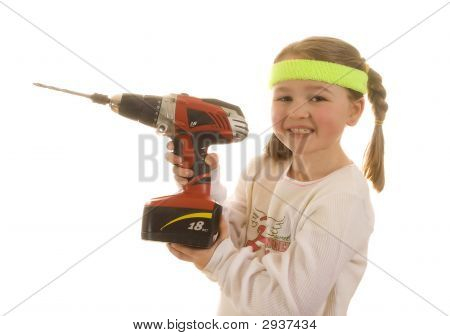Girls  Power Tools