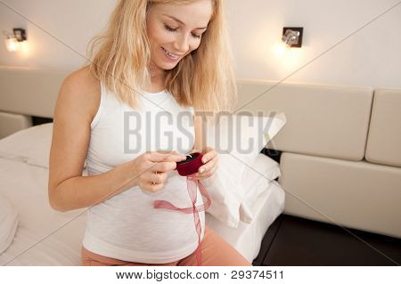 Present For Pregnant Woman