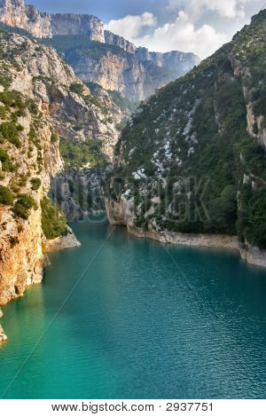 Well-Known Canyon Verdon
