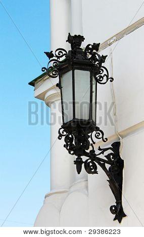 Old Light Bracket