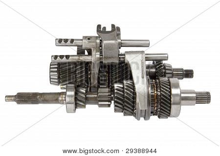 Transmission Gears (isolated)