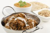 image of tadka  - Goan chicken xacuti drizzled with coconut milk - JPG