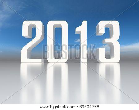 2013 Año nuevo fondo