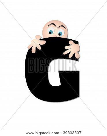 Alphabet Fear G
