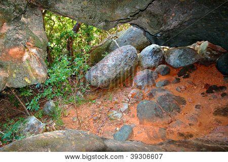 Shark Bay Caves Tortola