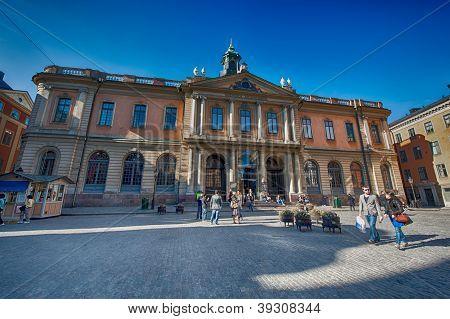 Casa da Academia Sueca