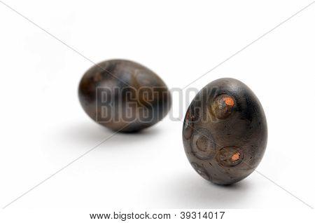 Hakone Onsen Egg (hot Spring Egg).